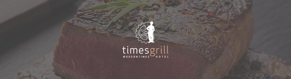 Quick lunch au Times Grill